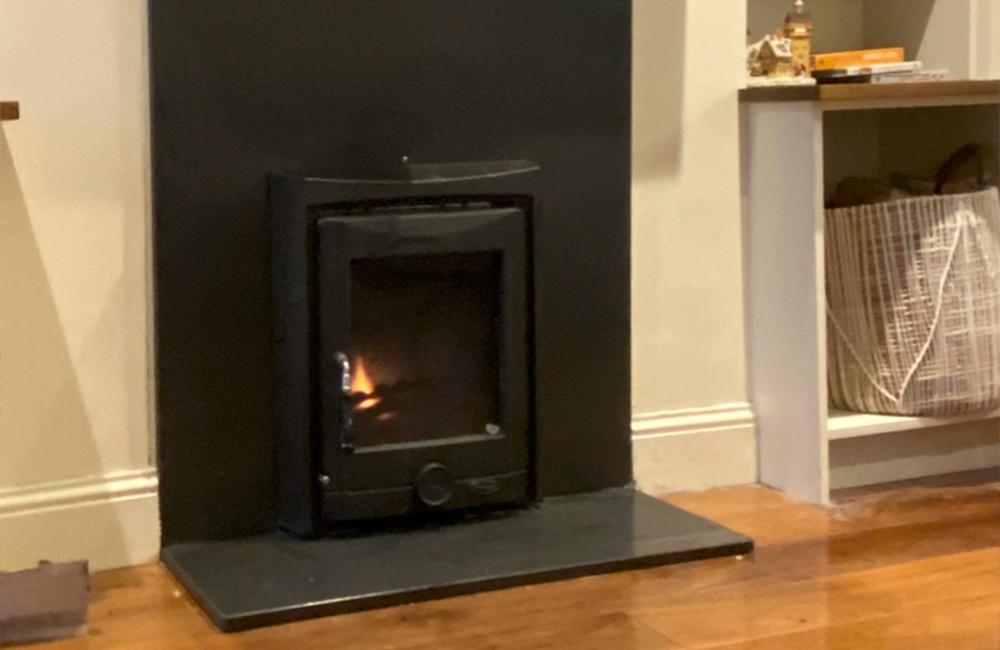pullmore 5 and 7 kv stove