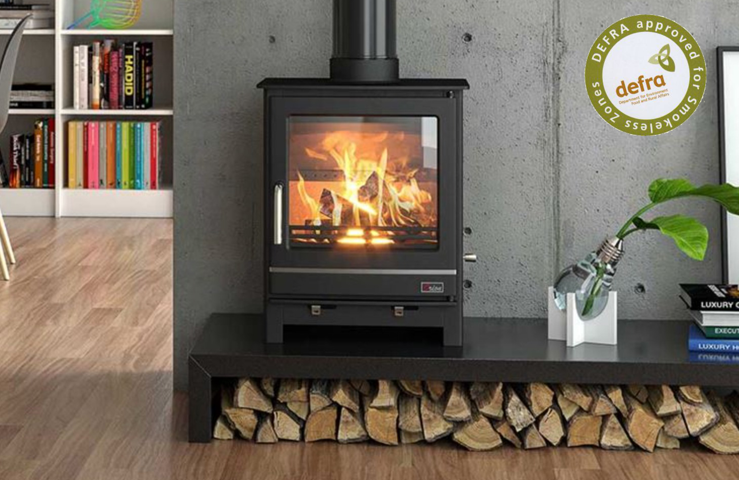 Defra Approved Eco Stoves, Best Eco Stoves for smokeless Zones